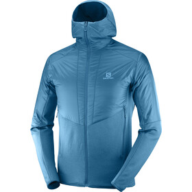 Salomon Outline Warm Veste Homme, lyons blue